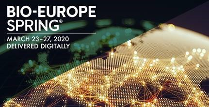 BIO-Europe Spring 2020 – delivered digitally
