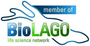 logo member of BioLAGO