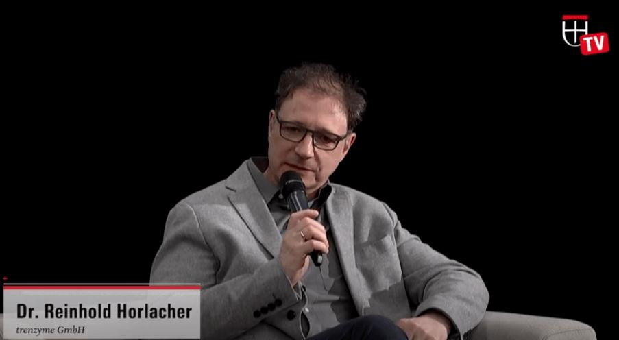 Interview im Konstanz TV: trenzyme unterstützt COVID-19-Forschung