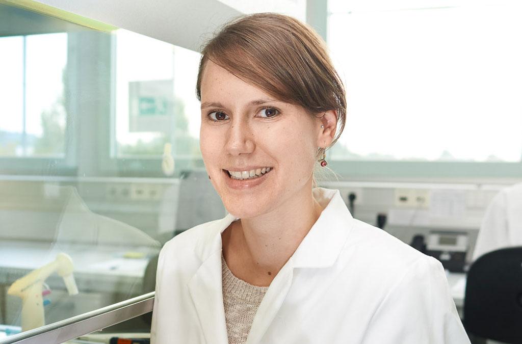 Stefanie Traub, PhD